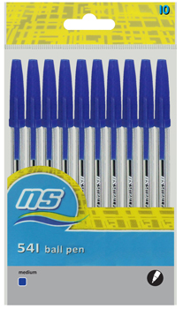 NS 541 BALL PEN 10's