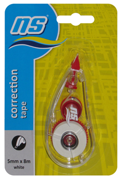 NS CORRECTION TAPE