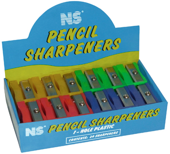 NS PENCIL SHARPENER