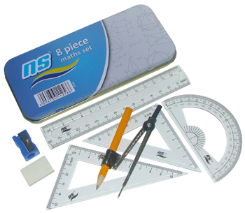 NS 80 MATHS SET