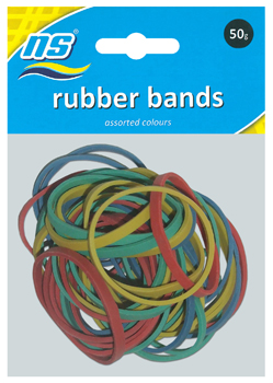 NS RUBBER BANDS