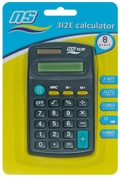 NS 312E CALCULATOR