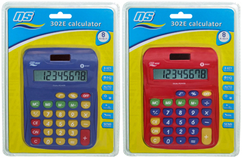 NS 302E CALCULATOR