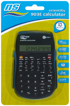NS 903E SCIENTIFIC CALCULATOR