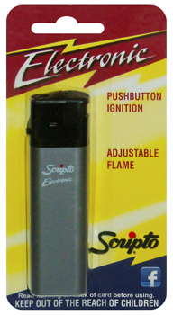 SCRIPTO ELECTRONIC LIGHTER