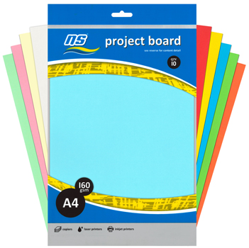 NS A4 PROJECT BOARD 10's