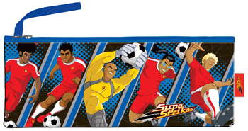 SUPA STRIKAS 33cm PENCIL BAG