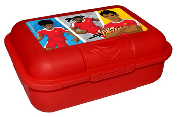 SUPA STRIKAS LUNCH BOX