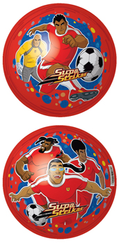 SUPA STRIKAS PVC BALL